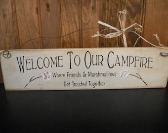 Welcome to Campfire