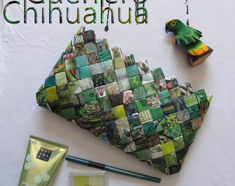 Handmade Purse (Green)