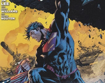 Superman Unchained # 2 DC Comics The New 52!