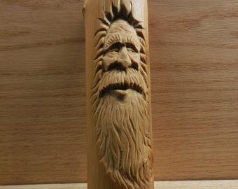 Wild Filbert Wood Spirit