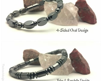 Magnetic || Holistic Therapy || Pain Relief || Custom Sized || Wellness Health || EXTRA STRONG Clasp