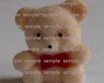 Teddy Bear, Nursery Art, Child Art, Photograph