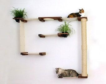 The Cat Mod – Mini Garden Complex - Free US Shipping*