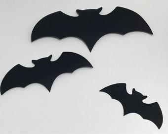 Black bat die Cut, bat