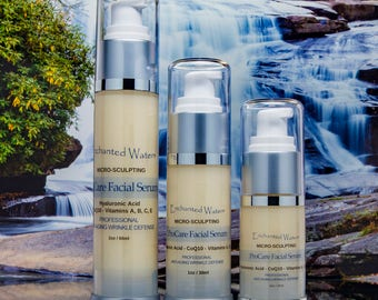 Facial Face Day/Night Serum - Anti Aging Wrinkle Cream CoQ10, Hyaluronic Acid, DMAE -  A MUST HAVE in everyone's serious skin care routine!!