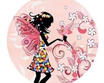 1 inch, woman, fairy