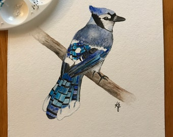 Original-Blue Jay