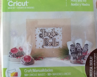 Cricut HOLLY & IVY cartridge *new*