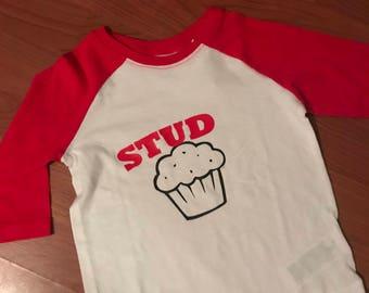 Stud Muffin - Valentine's Day Tee - T Shirt