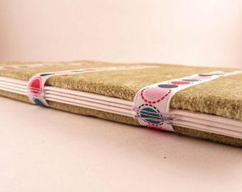 Velvet Sage - Handbound journal