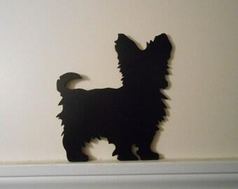 Wood Dog Door Toppers