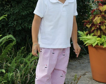 Classic Fit Pants boys pants PDF sewing pattern, pdf sewing pattern, toddler pattern, easy pants pattern PDF sewing pattern