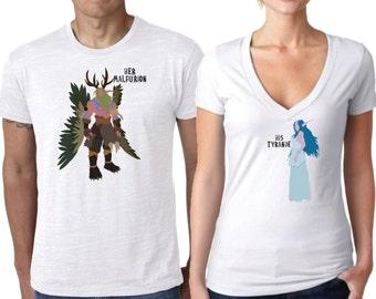 World of Warcraft shirts, Warcraft Shirts, WOW Shirts, Alliance Shirts, Gamer Shirts, Hoard Shirts, malfurion and tyrande Shirts