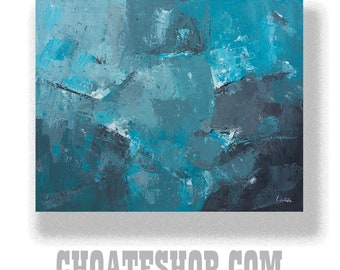 """Abstract Painting. """"Griese"""""""