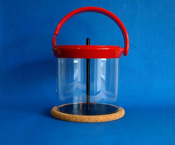 Teekanne Bodum bodum bistro teapot with cork coaster in funky vintage