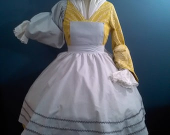 Mrs. Potts costume from Beauty and the Beast