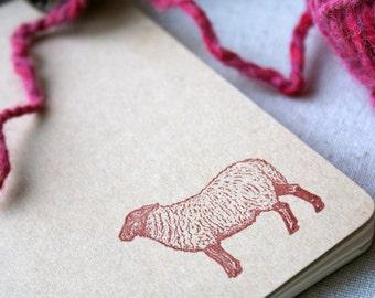 Sheep Moleskine Journal
