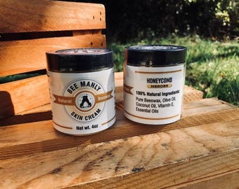 Bee Manly Skin Cream