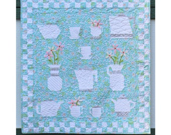 Christine's Kitchen PDF Quilt Pattern