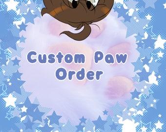 Custom Paw Listing
