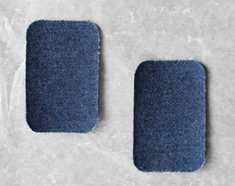 Knee Patches (set of 2) Iron on knee patch jeans patch iron on patch for jeans denim patch iron on patch set Boys Knee Patches jean patch
