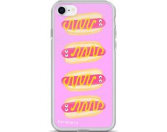 HeyGypsy Hot Dog Phone Case