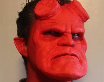 Limited Run Hellboy Prosthetic Set