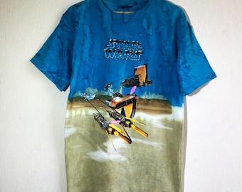 1990s Star Wars t-shirt