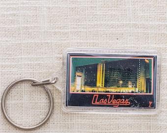 Vintage Vegas Keychain Maxim Hotel Las Vegas Vintage Keychain Tupac Shakur Key FOB Brass Key Chain Plastic Retro 80s 90s 7KC