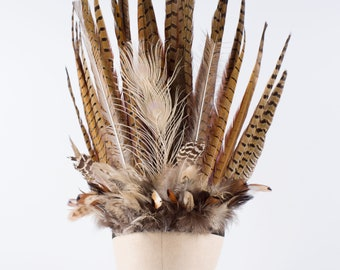 White Eyes Headdress