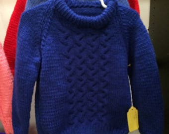 Child's Sweater- size 6