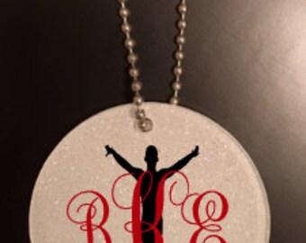 Gymnastics Bag Tag, Gymnastics Gifts, Gymnastics Team Gifts, Gymnastics Gift Ideas, Gymnast Gift Ideas, Gift for Gymnast