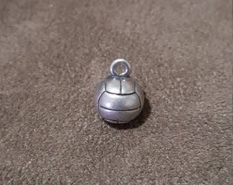 James Avery Vollyball Charm Sterling Silver