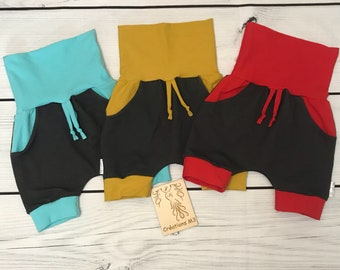 Stretch jeans shorts pre order