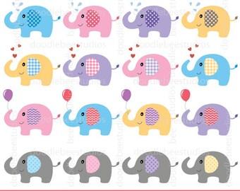 elephant clip art etsy studio rh etsystudio com elephant clipart free elephant clipart no background