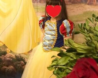Dress Snow White Costume Snow White Party