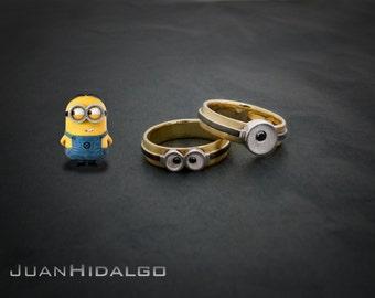 Minions Wedding Ring
