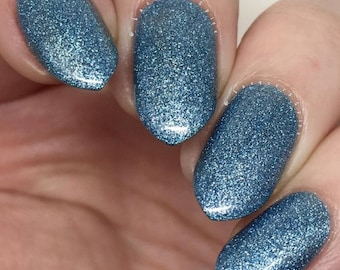 Glistening Waters by Lucky Lacquer, 5-Toxin Free Nail Polish