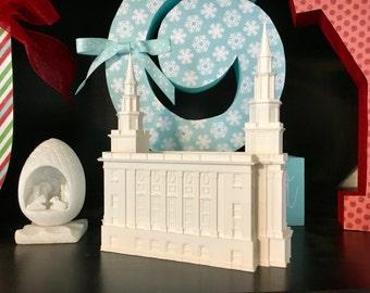 Philadelphia, PA LDS Temple Model