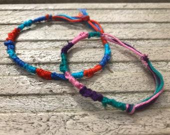 Friendship Bracelets for a Cause