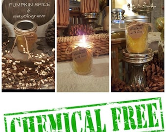 Phthalate Free Beeswax Candles