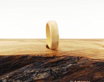 Maple Wood Ring