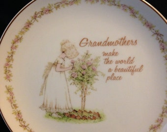 Lasting Memories Grandmother Dish