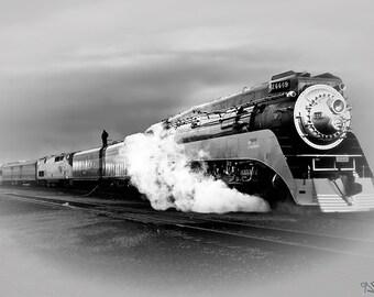 Steam Engine 4449
