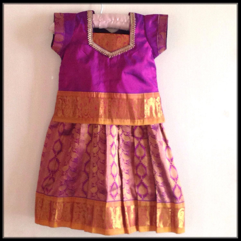 Indian Girl Dresses