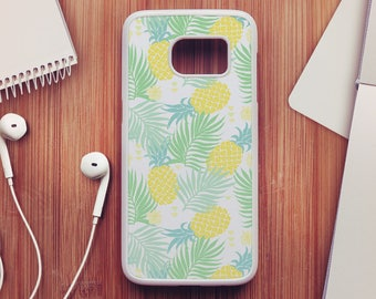 Pineapple Pattern Case For Samsung Galaxy S8, Pineapple Case For Samsung Galaxy S7, Pineapple Case For Samsung Galaxy S6, Case