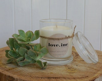 Granny Smith Apples soy candle