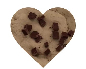 Chocolate Chip Cookie Dough Scented Chocolate Chip Cookie 6oz