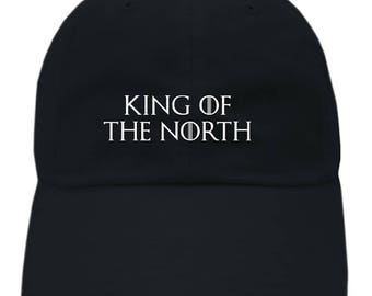 "Game of Thrones ""King of The North"" Dad Hat"