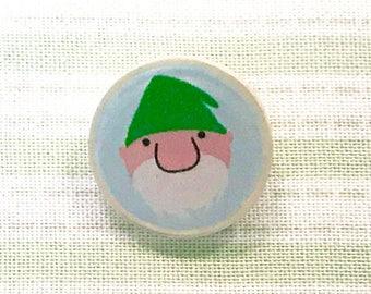 JIM coconut button green dwarf